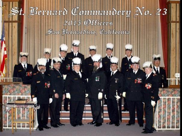 Commandery 2015