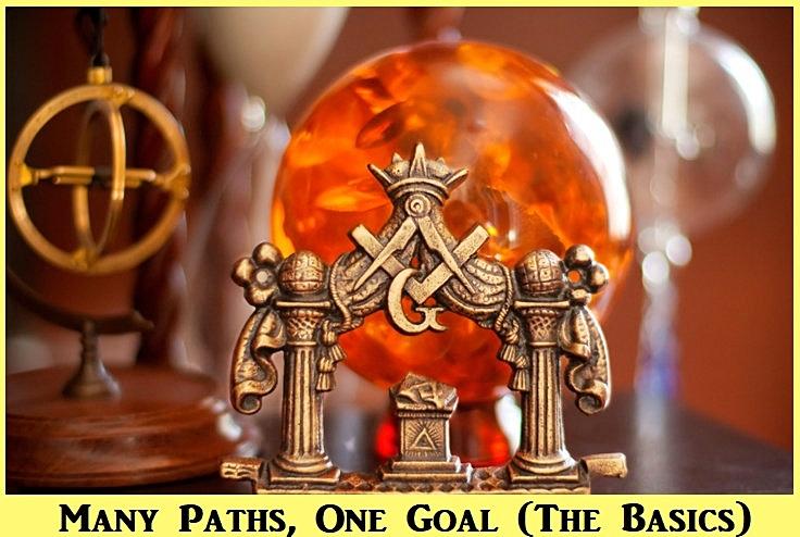 Many Paths, One Goal (The Basics)