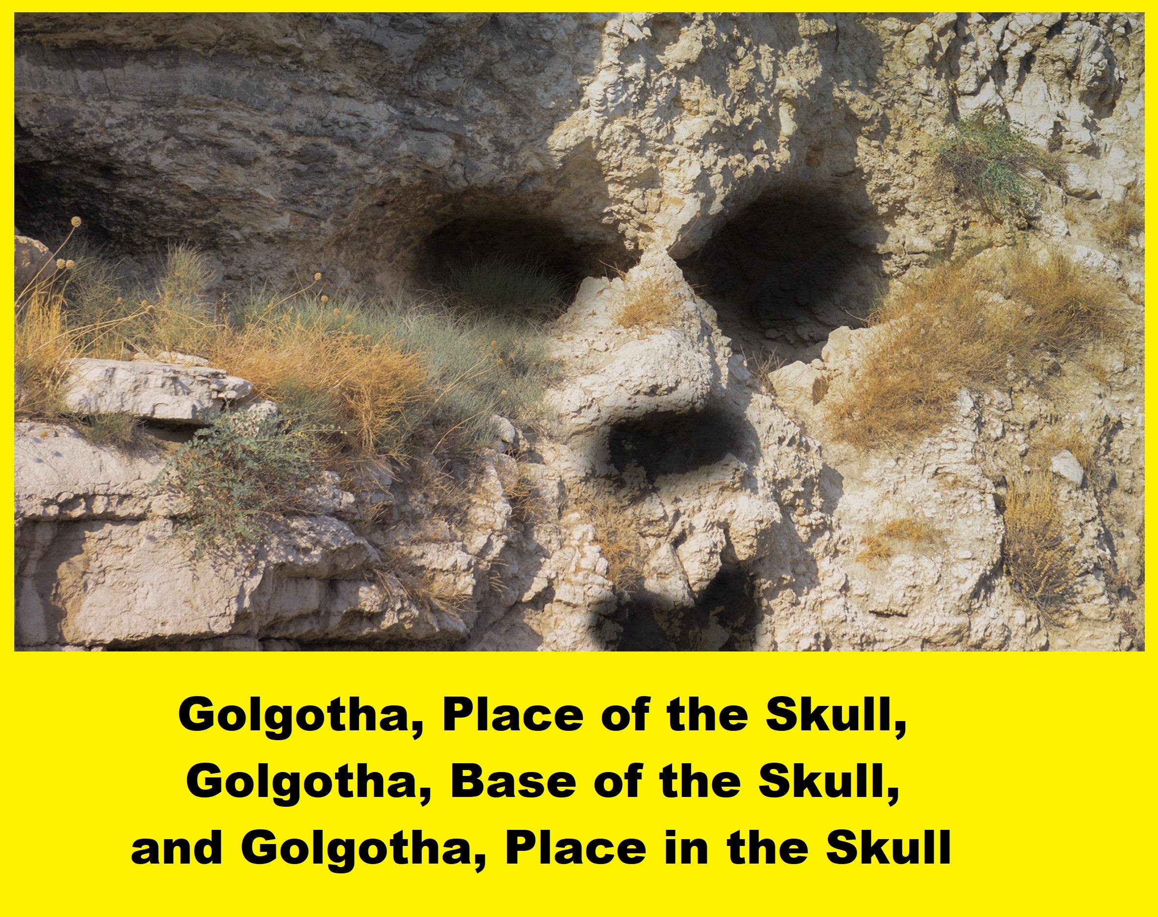 Golgotha Image